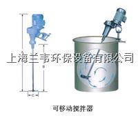 可搬式液體攪拌機FW型