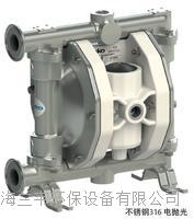 氣動隔膜泵 AF100-不銹鋼316