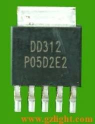 帶錯誤監測功能,36V、1A輸出LED驅動DD312 DD312