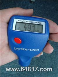 尼克斯QNIX4200涂層測厚儀 QNIX4200