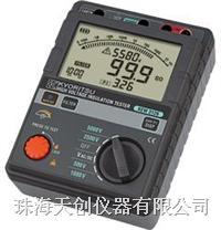 3126高壓絕緣電阻測試儀 3126