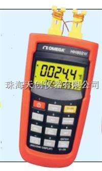 雙輸入J/K熱電偶溫度計 HH802U