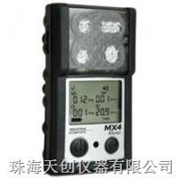 復合式多氣體檢測儀 MX4 iQuad