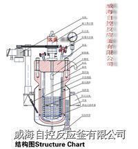 開式平蓋式高壓釜