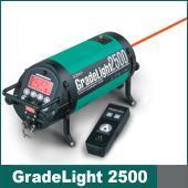 索佳管道激光敷設儀GradeLight2500 GradeLight2500