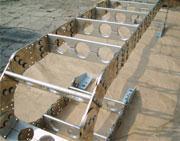 钢制拖链 钢制拖链