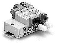 SMC真空發生器與電磁閥組合元件 SMC