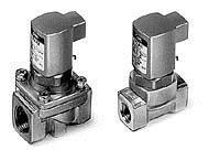 SMC直動式2·3通氣控閥 VXA  VXA
