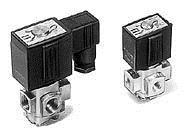SMC直動式3通電磁閥 VX  VX