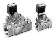 SMC水錘緩沖型先導式2通電磁閥 VXR VXR