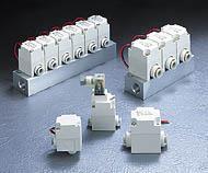 SMC干燥空氣用先導式2通電磁閥 VQ VQ