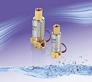 SMC水·空氣用小型直動式3通電磁閥 VDW VDW