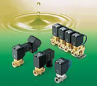 SMC油用直動式2通電磁閥 SMC