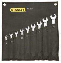 9件套公制精拋光兩用長扳手93-609-22 93-609-22