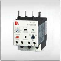 CJD3系列電子過載繼電器 CJD3系列
