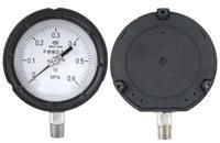 聚丙烯外壳安全型压力表 聚丙烯外壳安全型压力表