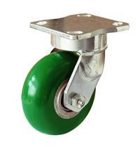 綠色PU包鋁芯輪 綠色PU包鋁芯輪