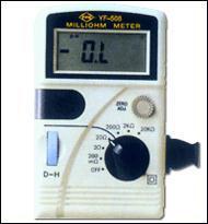 数字毫欧计TM-508 TM-508