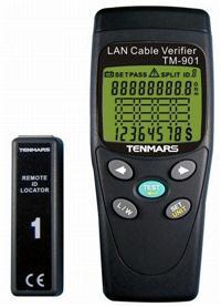 网路缆线测试器TM-901 TM-901