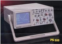 PS-355 ( 40MHz 推迟扫瞄 ) 模拟示波器  PS-355 ( 40MHz 推迟扫瞄 )