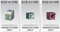ECE-411PB磁性底座、儀辰磁力底座 ECE-411PB