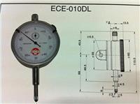 ECE-010DL臺灣儀辰百分表 ECE-010DL