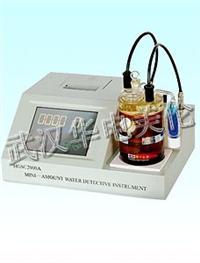 ML WSA型微量水分测定仪 ML-WSA
