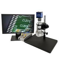 OMT-6500HC系列高清HDMI高清动态观察拍照量测电动三维数码显微镜 焊脚检查显微镜