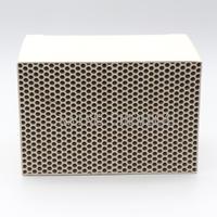 RTO heat exchange media: Honeycomb ceramic