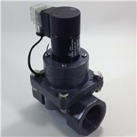 UPVC电磁阀-DN40