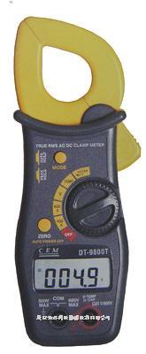CEM鉗型表 DT-9800T