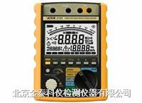 绝缘电阻测试仪VICTOR3123 VICTOR3123