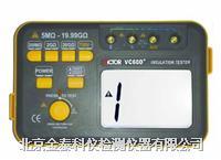 绝缘电阻测试仪60B+ VC60B+