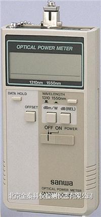 日本三和光纖功率計OPM360 OPM360