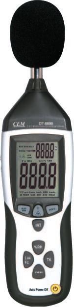多功能環境表DT-8898原理北京金泰華北總代理 DT-8898