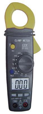 鉗形電流表 DT-332價格香港CEM華北總代理 DT-332