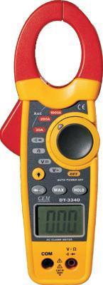 1000A雙鑄塑交流鉗形表 DT-3340價格 DT-3340