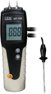 專業數字顯示溫濕度計 DT-129原理香港CEM總代理 DT-129