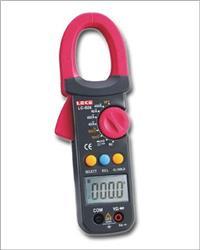自動量程直流電流鉗形多用表LC826功能原理 LC826