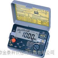進口KEW3021/3022/3023絕緣電阻測試儀新型材質防震功能可存儲99個數據 KEW3021/3022/3023