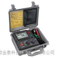進口批發KEW3128絕緣電阻測試儀內存保存40000個數據 KEW3128