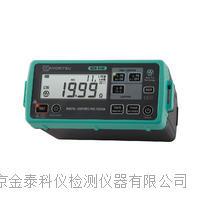 北京批发KEW4140回路电阻测试仪防水防尘屏幕有背光灯 KEW4140