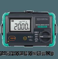 进口KEW4105DL-H接地电阻测试仪带背光的LCD大屏幕显示 KEW4105DL-H