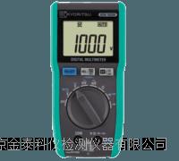 数字万用表KEW1020R具有背景灯功能进口北京金泰批发 KEW1020R