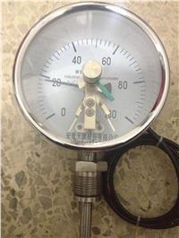带电接点及电阻远传一体化双金属温度计 WSSXP-411 WSSXP-511