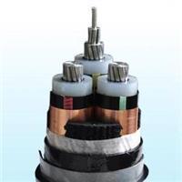 交联聚乙烯绝缘聚氯乙烯护套电力电缆 YJLV8.7/10KV3*120mm2