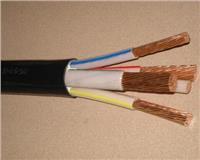 防水阻水电缆 ZR-YJV-ZS3*70+1*35