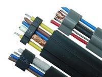 YFFB(G)-0.6/1KV加强钢丝扁平电缆 YFFB(G)-0.6/1KV3*35+2*16