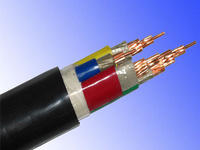 WDZN-YJY-0.6/1KV 3*16+1*10低烟无卤阻燃耐火电力电缆 WDZN-YJY-0.6/1KV 3*16+1*10
