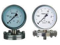 YMF-100B隔膜压力表 YMF-100B隔膜压力表